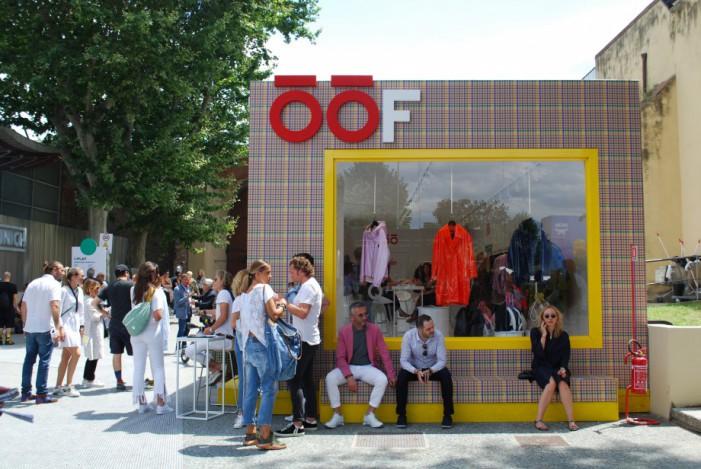 OOF porta la poetic textile al Pitti 94