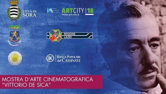 Sora scommette sulla cultura con la Mostra D'Arte Cinematografica Vittorio De Sica