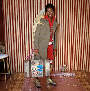 6. Glen Luchford - Dapper Dan interprete del look Gucci Tailoring 2017