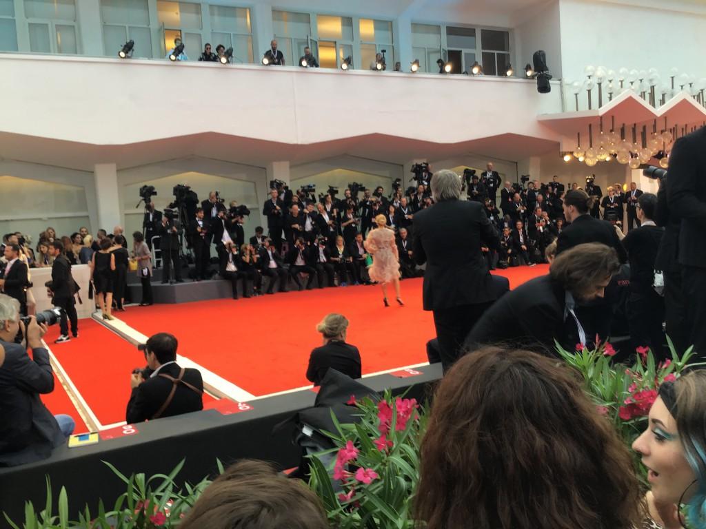 Mostra del Cinema di Venezia Lady Gaga