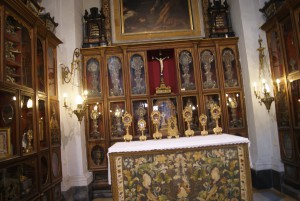 Le relique di San Gennaro