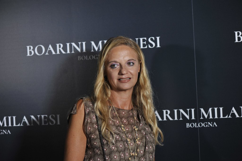 Fabiola Cinque da BOARINI MILANESI