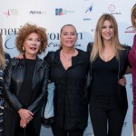 Women for Women against violence, è pioggia di stelle