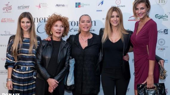 Women for Women against violence, è pioggia di stelle