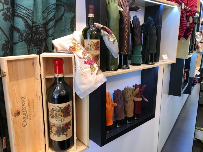 Vendemmia e shopping, binomio vincente