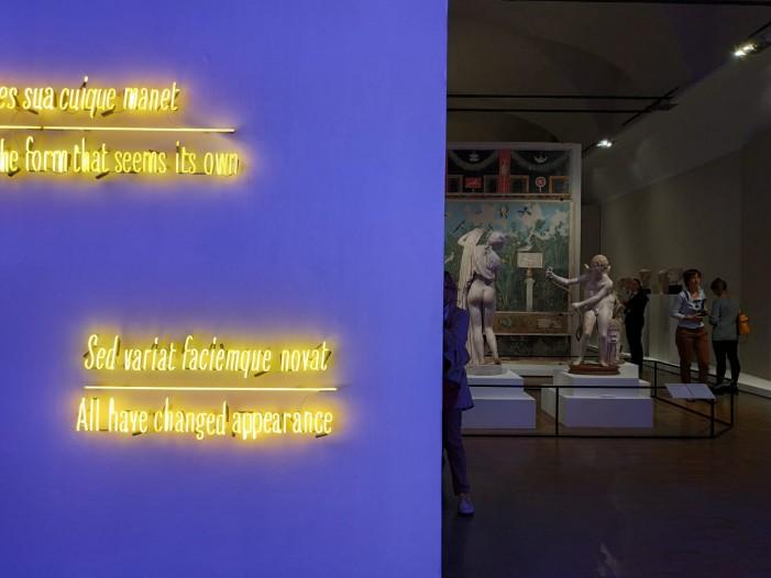 Ovidio tra miti e amori in mostra alle Scuderie del Quirinale