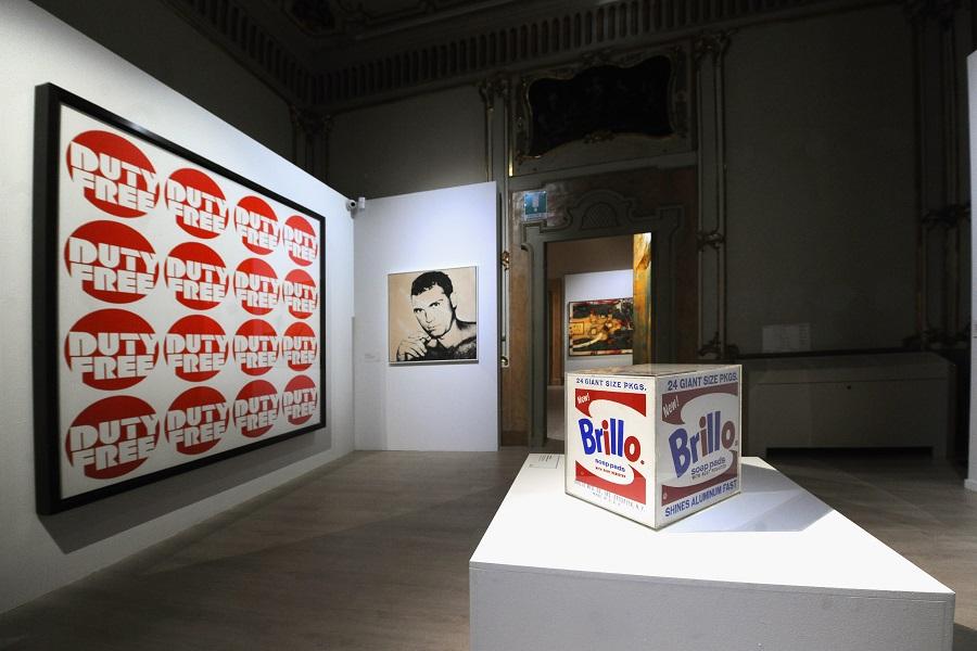 Warhol and Friends. New York negli anni '80