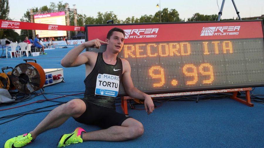 Best of Sport. Filippo Tortu in compagnia del suo clamoroso record