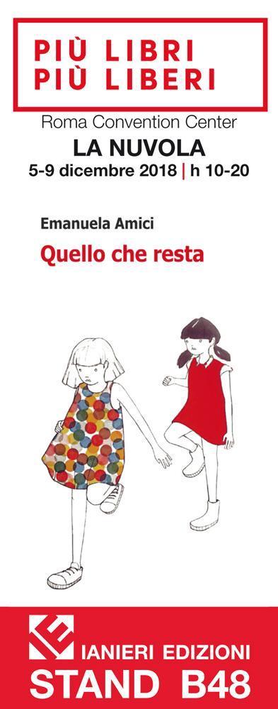 Quello che resta, di Emanuela Amici