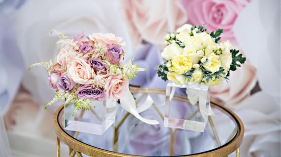 Un'idea romanticamente originale: Un tè con i professionisti del wedding