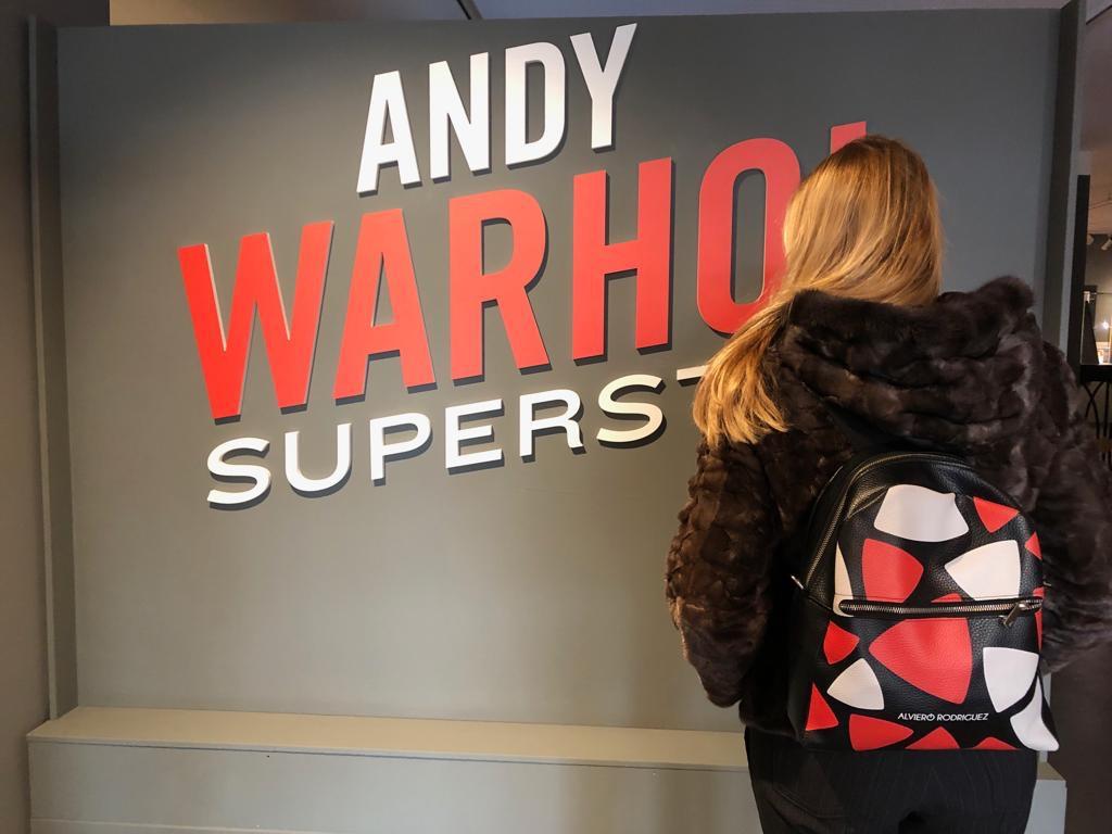 Fabiola Cinque Andy Warhol