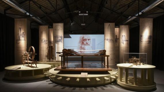 Leonardo da Vinci la sensibilità e l'ingegno dell'artista per il tessuto