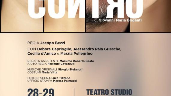 In scena al Teatro Studio Duse Generazione Contro, con Debora Caprioglio
