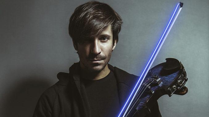 Andrea Casta, il violinista Jedi approda in Sicilia