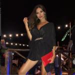 La bellezza mediterranea Francesca Tizzano in viaggio a Cuba per Eles Italia