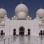 Papa Francesco nella Moschea di Abu Dhabi