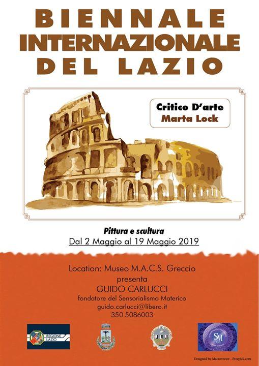 Biennale Internazionale del Lazio