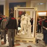 Canova e l'antico attraverso il legame profondissimo tra la sua arte e la città