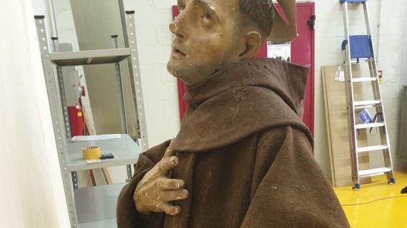 Nove opere d'arte di Santo Chiodo in Valnerina restaurate dopo il sisma del 2016
