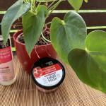 Gusti tropicali in vasetti di yogurt per curare la bellezza dei capelli