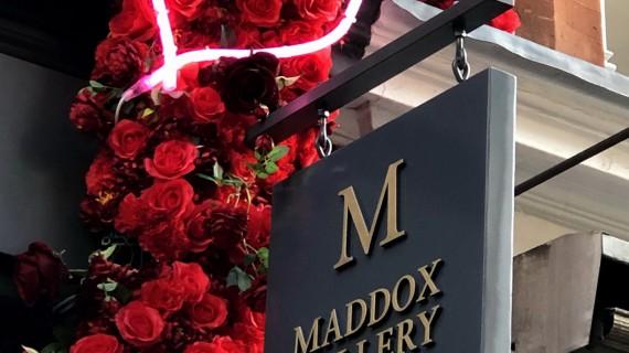 Maddox Gallery: un gigante dell'arte nel cuore di Mayfair