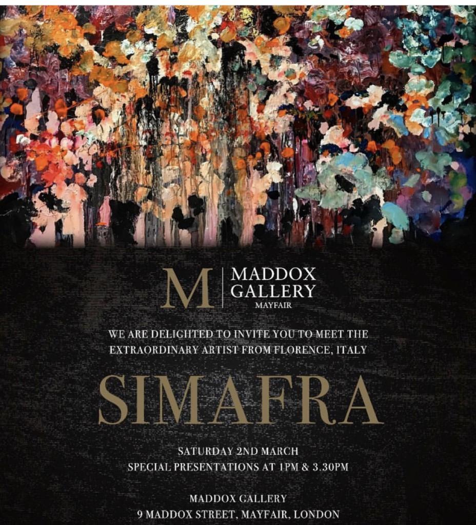 INVITO SIMAFRA Londra