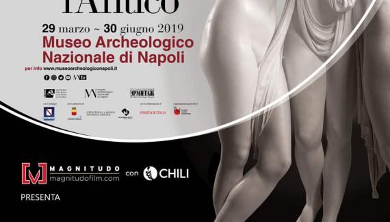 Il docu-film Canova al Museo Archeologico di Napoli