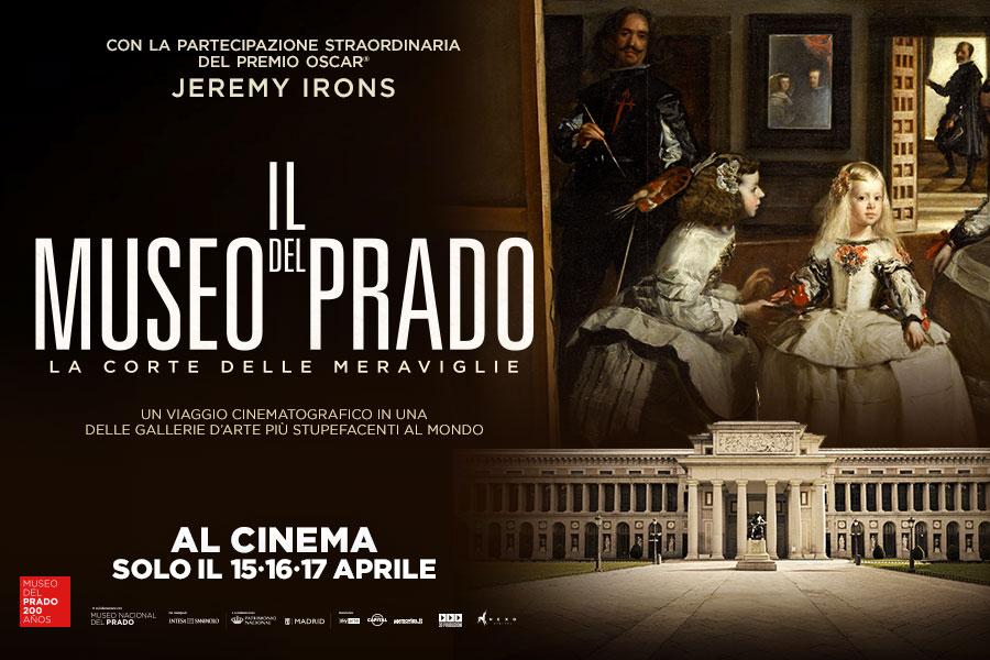 Arte al cinema Museo del PRADO