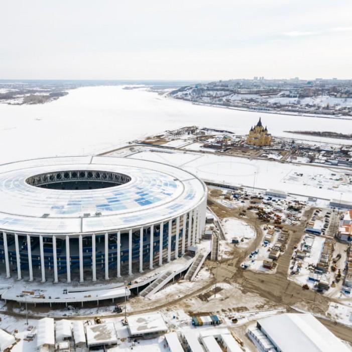 Calcio, ecco i migliori stadi inaugurati nel 2018