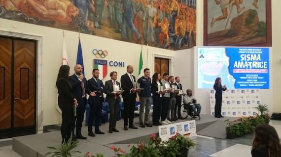 Premio Città di Roma: al Coni, un omaggio ai figli dell'Urbe