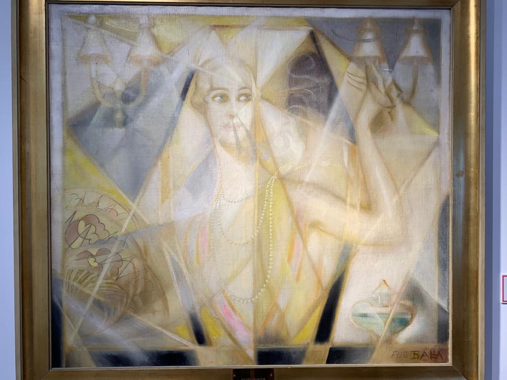 Giacomo Balla. Dal Futurismo astratto al Futurismo iconico