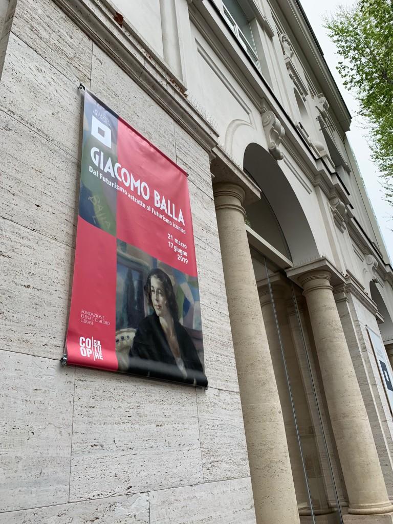 BALLA a Palazzo Merulana