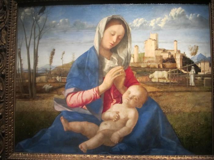 Mantegna vs Bellini affinità e rivalità in mostra