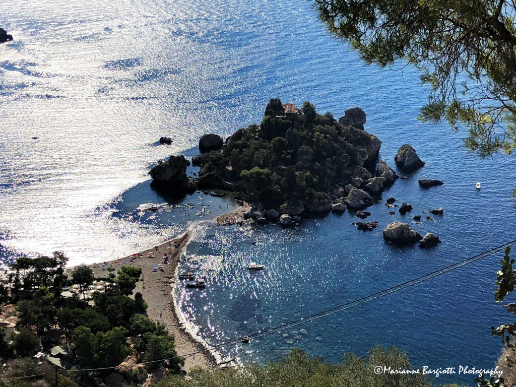 itinerario originale Taormina