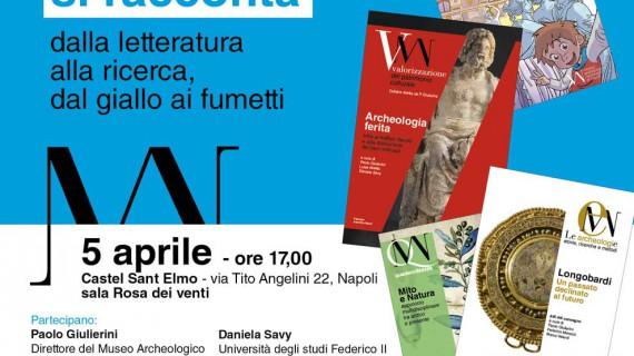 Il MANN si racconta: L'Archeologico partecipa a Napoli Città Libro