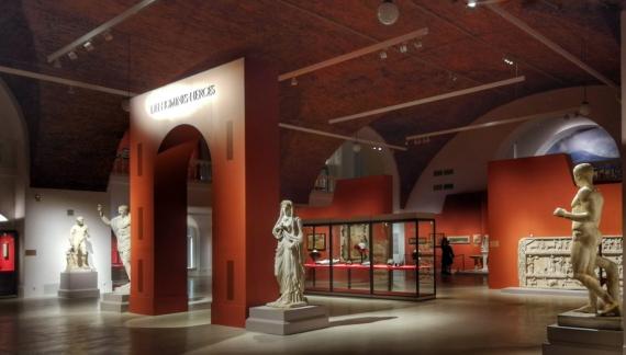 Pompei all'Ermitage di San Pietroburgo: l'inaugurazione della mostra è un successo