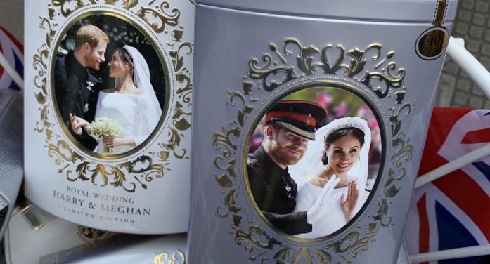 Ecco il primo anniversario di matrimonio di Meghan e Harry