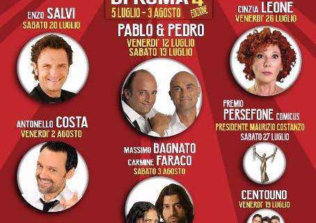 Terrazze Teatro Festival: da Enzo Salvi a Dado a tutto il peggio di Cinzia Leone