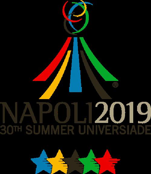 Il logo delle Universiadi