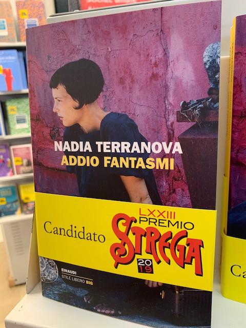 Fabiola Cinque Premio Strega 2019