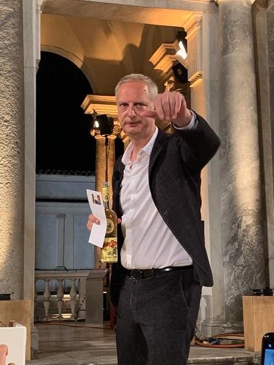 Antonio Scurati, vincitore del Premio Strega 2019