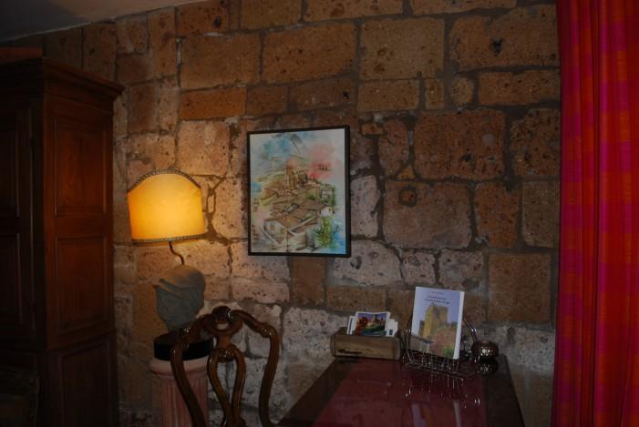Al Castello di Proceno una mostra diffusa in un albergo diffuso