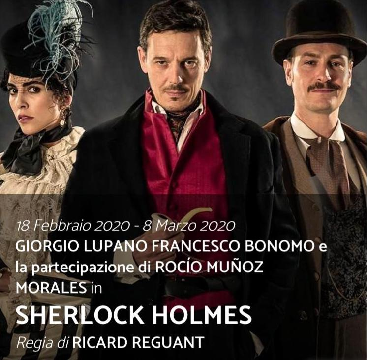 Sherlock Holmes Bargilli