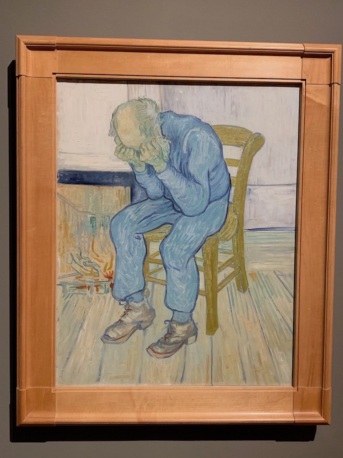 Van Gogh alla Tate Britain