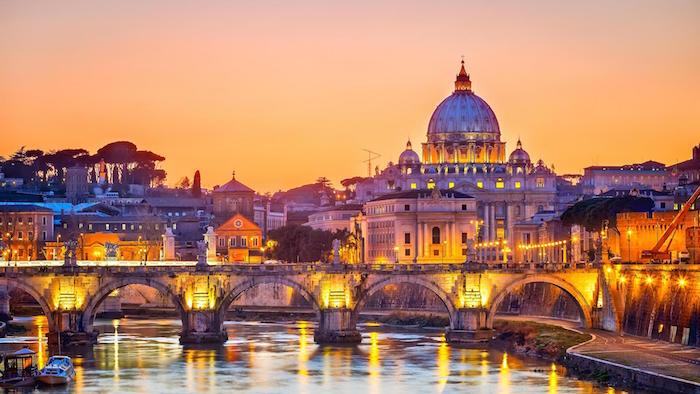 ferragosto a roma e dintorni