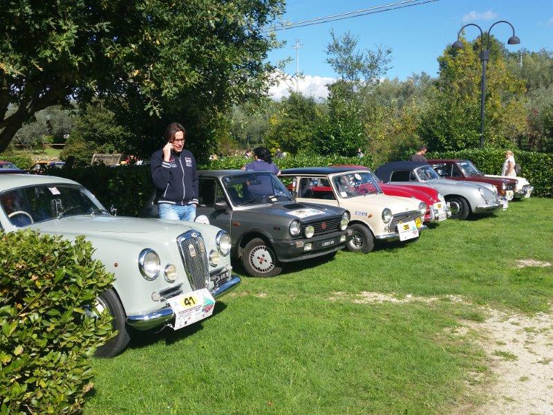 Grande successo per il xv giro valle del liri 2016 mywhere - Giardini dell acropoli arpino ...