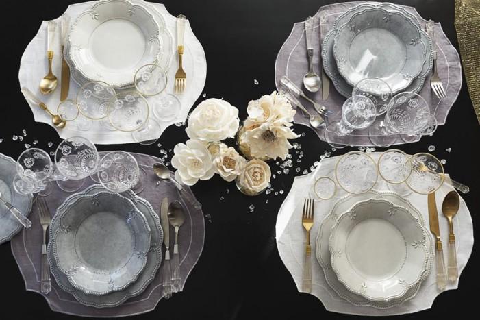 Ironia e design per una tavola originale fatta di baci for Oggettistica casa milano