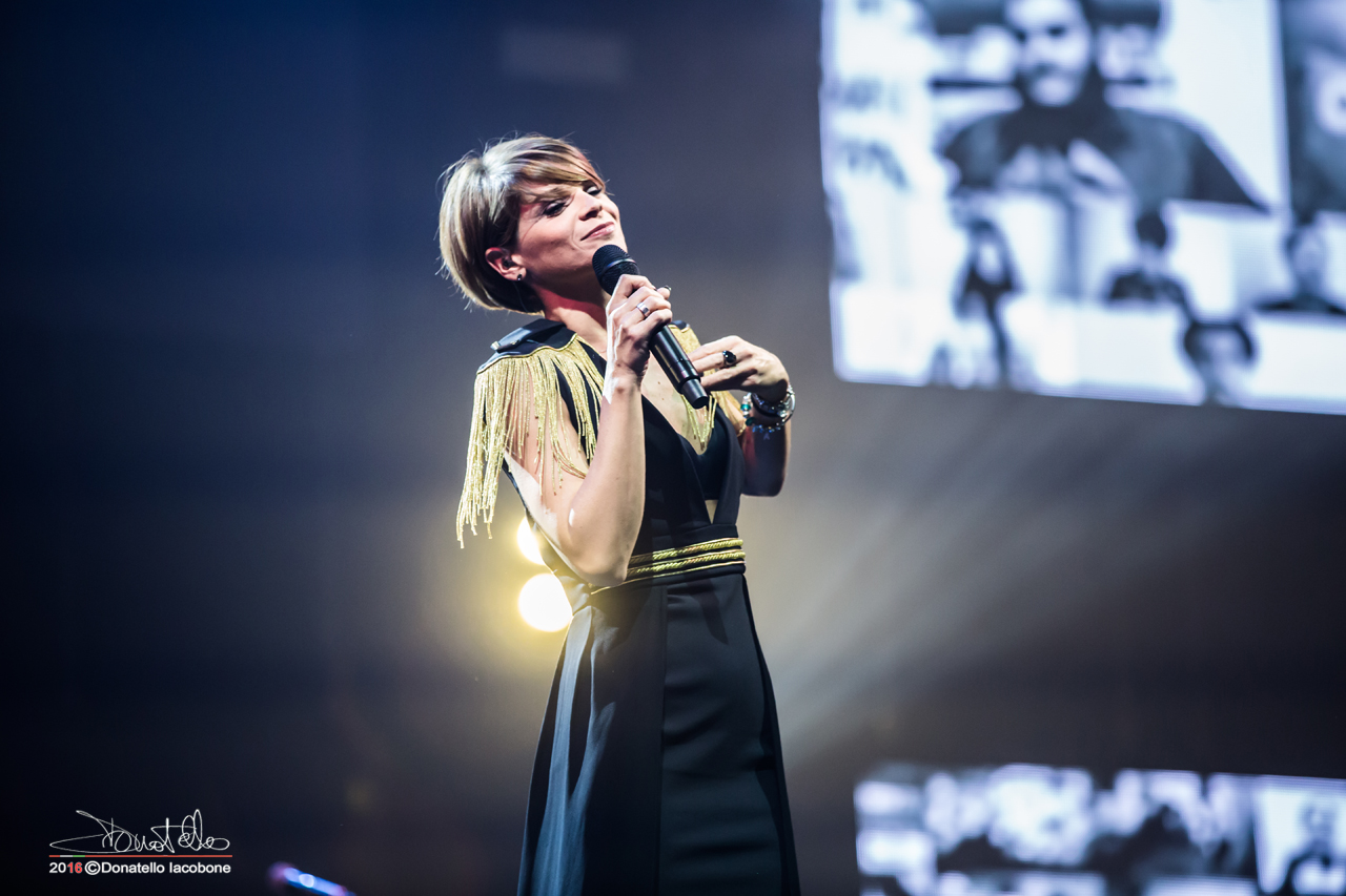 Alessandra Amoroso - Firenze 2016