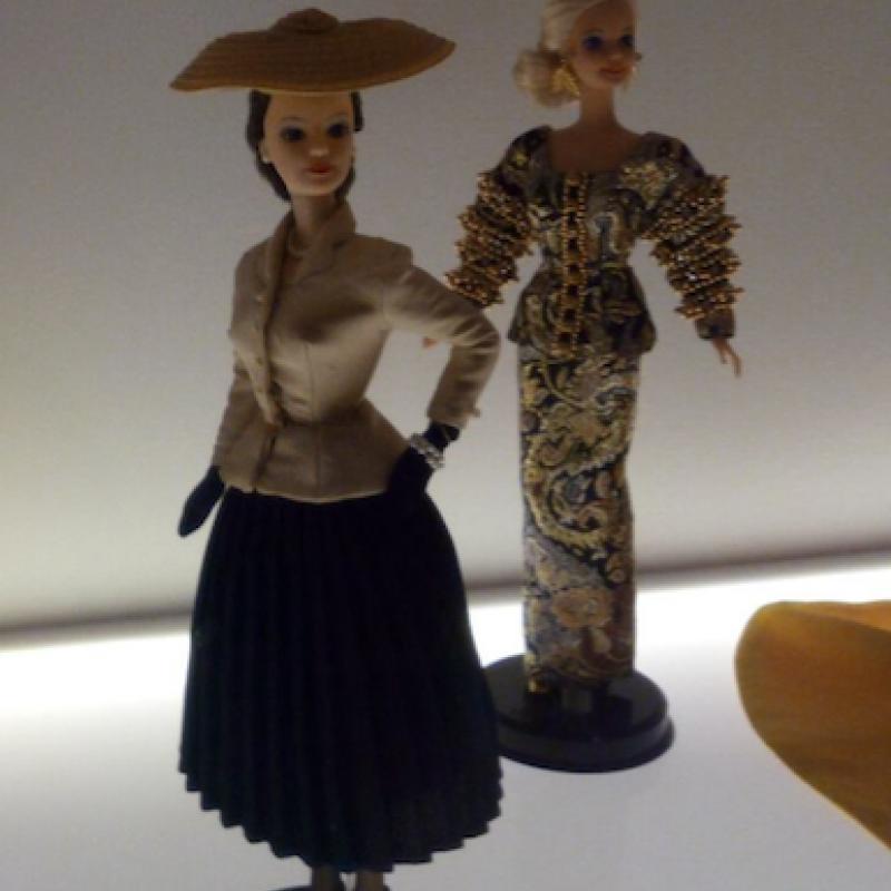 Barbie Doll-Christian Dior