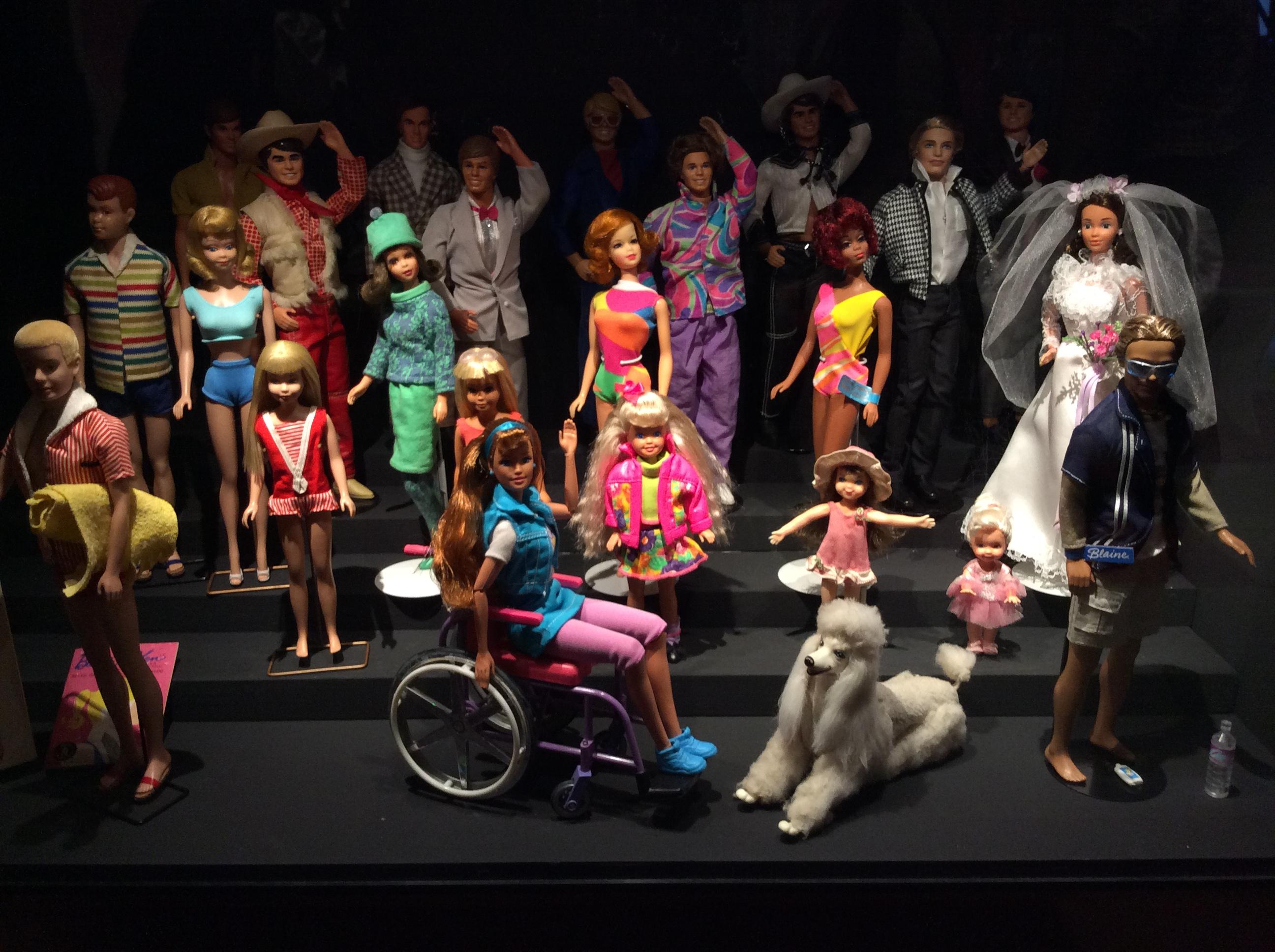 La famiglia di Barbie